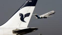 Iran: un avion de ligne s'écrase avec plus de 60 passagers à bord