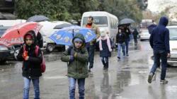 Des écoles de Damas rouvrent après des jours de bombardements