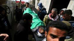 Bande de Gaza: Deux Palestiniens tués dans un bombardement