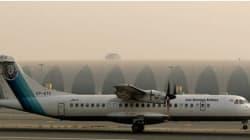En Iran, l'avion de ligne qui s'est écrasé avec 66 passagers à son bord est finalement