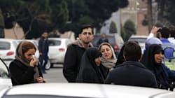 Iran: recherches difficiles pour retrouver l'avion