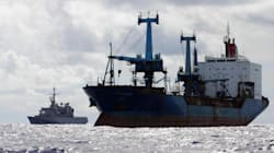 Tout ce que vous devez savoir sur le navire panaméen suspect intercepté à