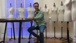 Project Runway: Abdelhanine Raouh, étoile montante de la couture au