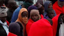 L'immigration clandestine vers l'Europe a baissé de 89% par rapport à