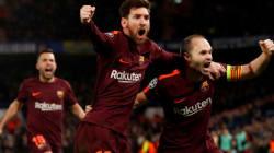 C1: Messi, Ronaldo, Müller... les
