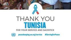 L'ONU exprime sa reconnaissance à la Tunisie pour sa contribution d'un demi siècle aux opérations de maintien de la