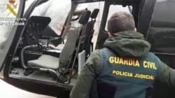 Espagne: une organisation criminelle qui transportait du haschich marocain en hélicoptère