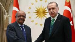 Algérie-Turquie: Messahel reçu par