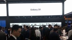 Les grands constructeurs laissent le terrain pour Samsung au MWC