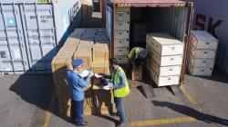 Droits de douane: Record de collecte en