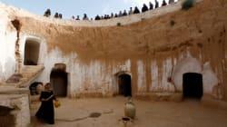 Au sud de la Tunisie, les derniers habitants des maisons troglodytiques