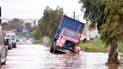 De fortes pluies et des averses modérées prévues de dimanche à mardi dans plusieurs régions du