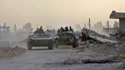 L'armée syrienne reprend un tiers du fief rebelle dans la