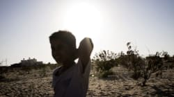 A la recherche de nourriture dans une ville assiégée, le Nord Sinaï sous blocus