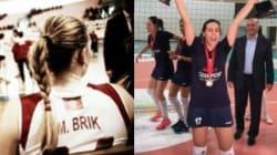 Que font-elles lorsqu'elles ne tiennent pas le ballon? Portraits des volleyeuses tunisiennes, Khouloud Jenhani et Mariem