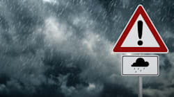 Alerte météo: des averses orageuses prévues ce week-end dans plusieurs régions du