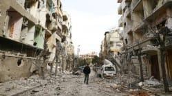 Syrie: les forces du régime isolent Douma, la grande ville de la Ghouta