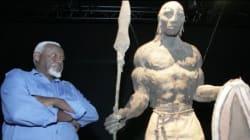 Une sculpture d'Ousmane Sow achetée par Moulay Hafid Elalamy pour la Fondation nationale des