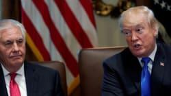 En un tweet, Trump limoge son chef de la diplomatie et le remplace par le directeur de la