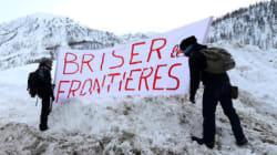 France: un secouriste poursuivi pour avoir aidé une réfugiée sur le point
