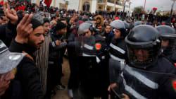 Des blessés lors de la dispersion d'un sit-in non autorisé à