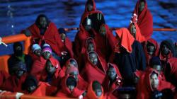 Espagne: 135 migrants subsahariens secourus en un