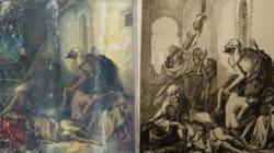 Collecte de fonds en ligne en France pour restaurer un tableau de Guillaumet sur