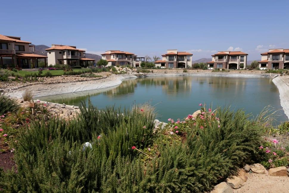 Gustavo Ortega Joaquín obtuvo un permiso para construir un hotel de 57 habitaciones, pero construyó una...