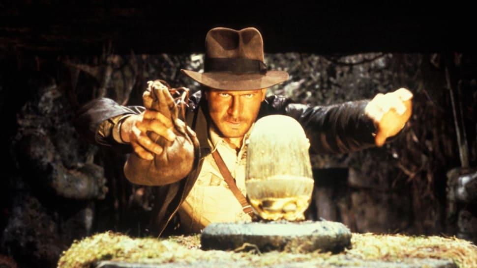 illustration issue du film Indiana Jones et les aventuriers de l'Arche