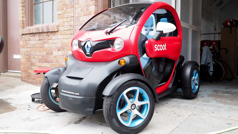 Scooter Rental San Francisco >> A Scooter Rental Startup Dabbles In Cars