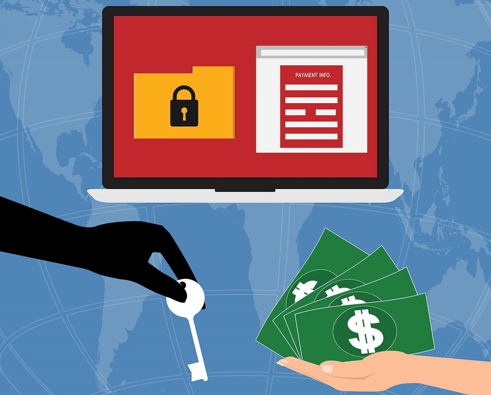 No More Ransom' helps you fight ransomware without paying