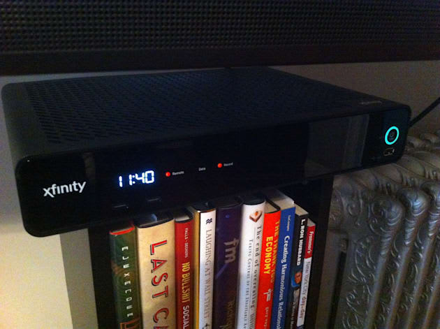 Comcast's 4K set-top box is coming later this year
