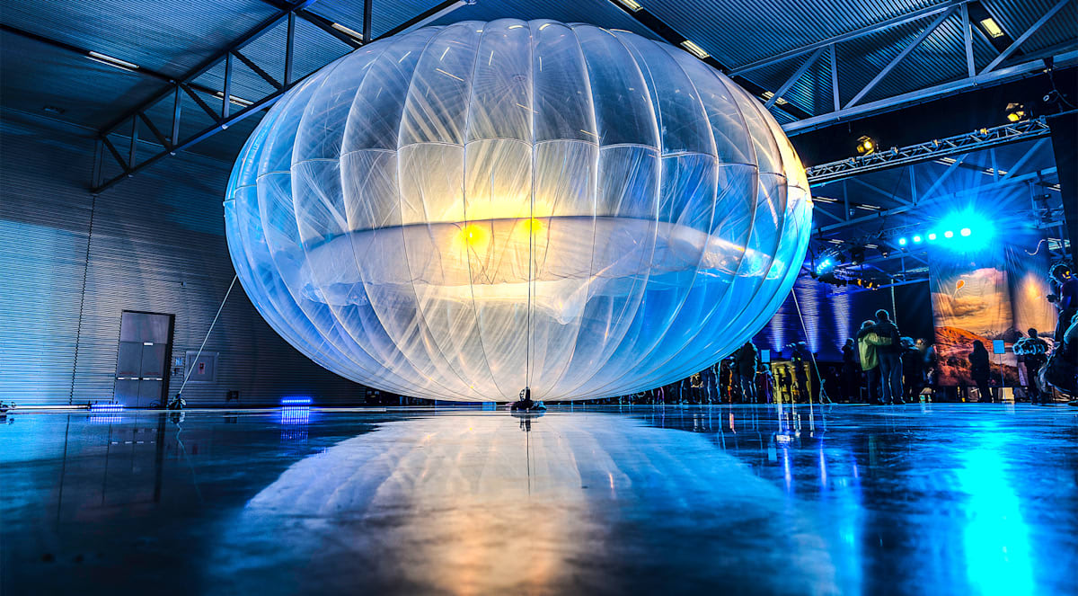 Project Loon wants to encircle the globe in 2016