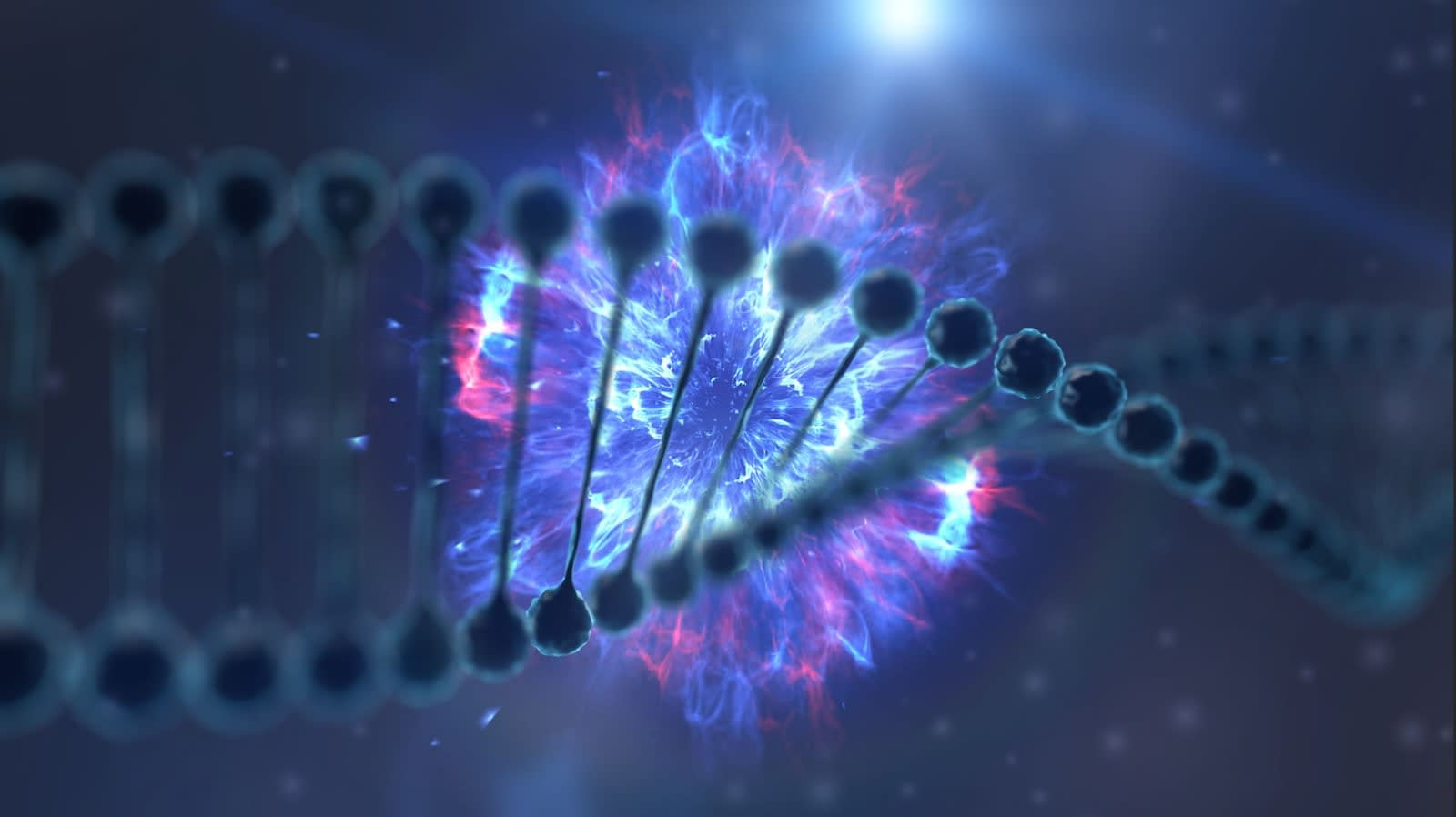 Hard drives of the future could be made of DNA