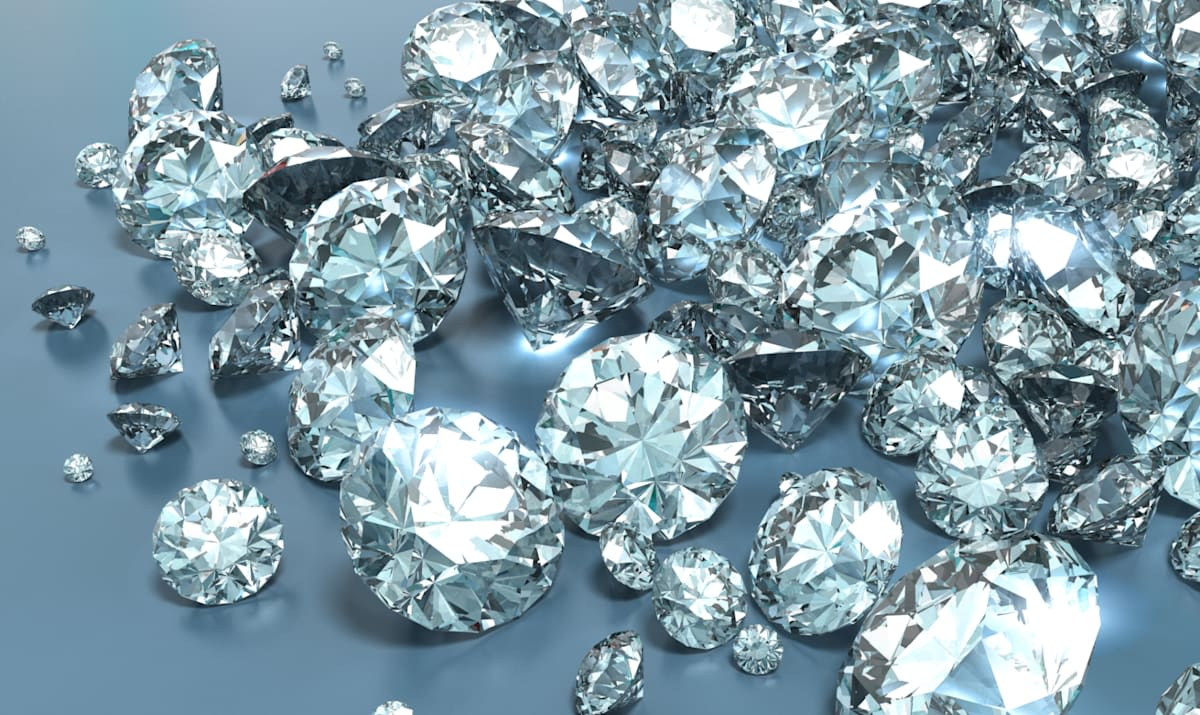Researchers pluck carbon from the sky, turn it into diamonds