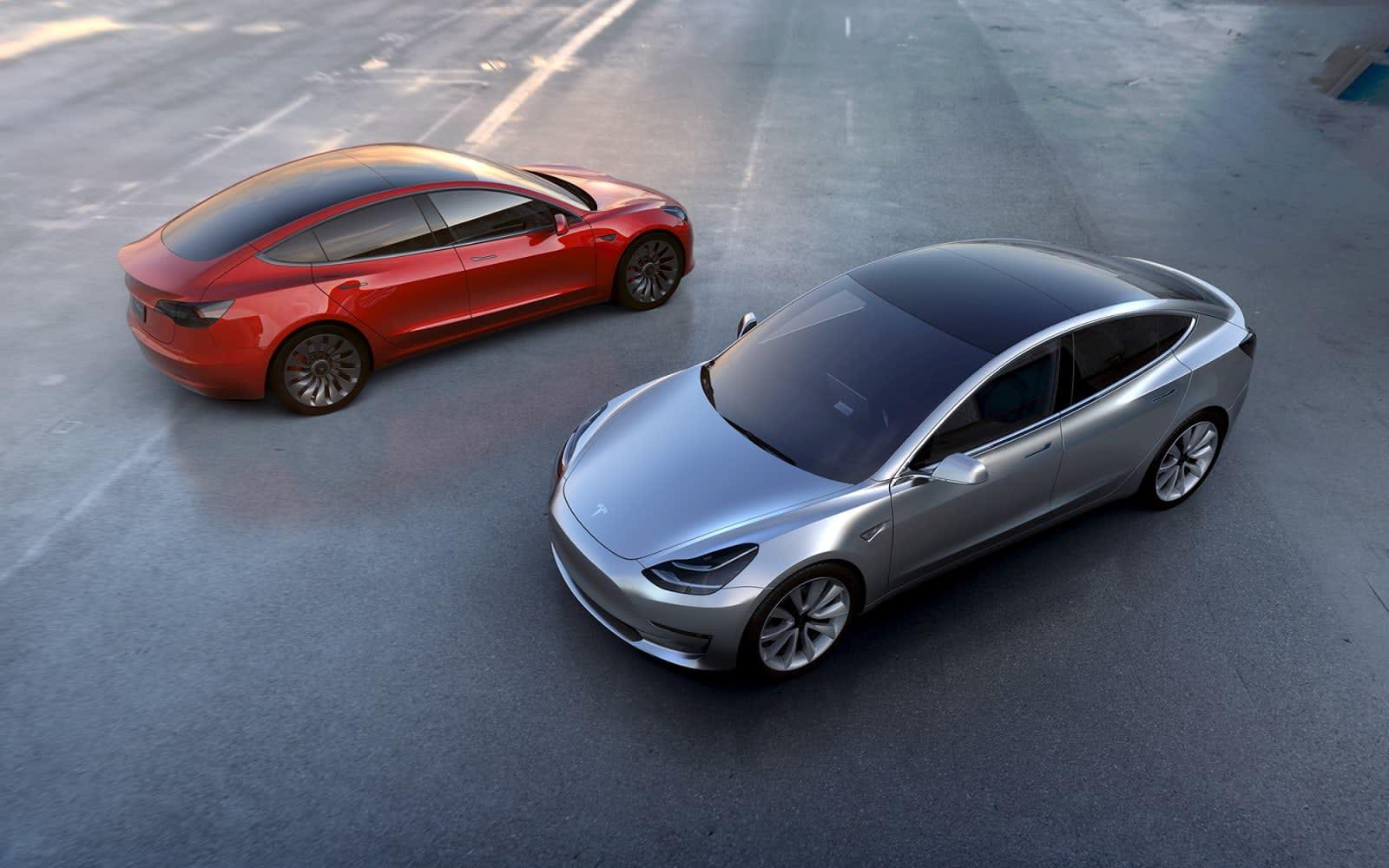 Tesla Motors Via Reuters