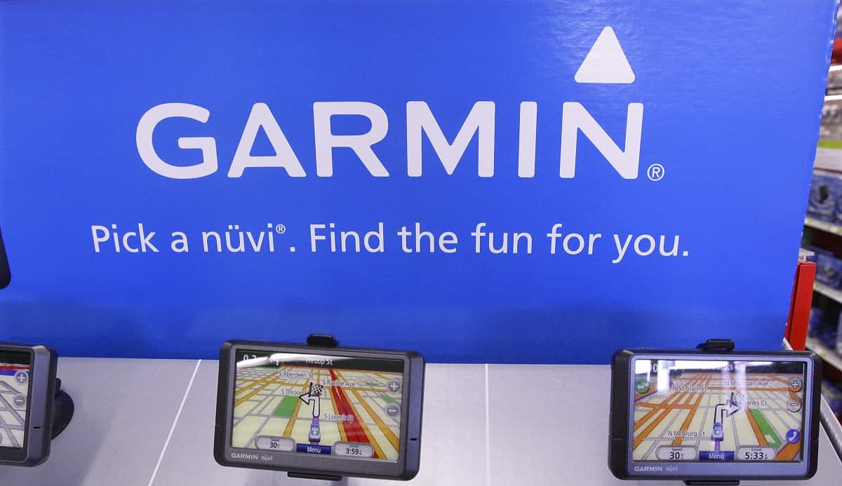 Garmin's working on an Android streaming stick for your TV