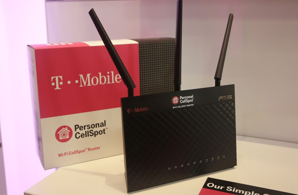 Why T Mobile Wants To Give You A Wireless Router For Free