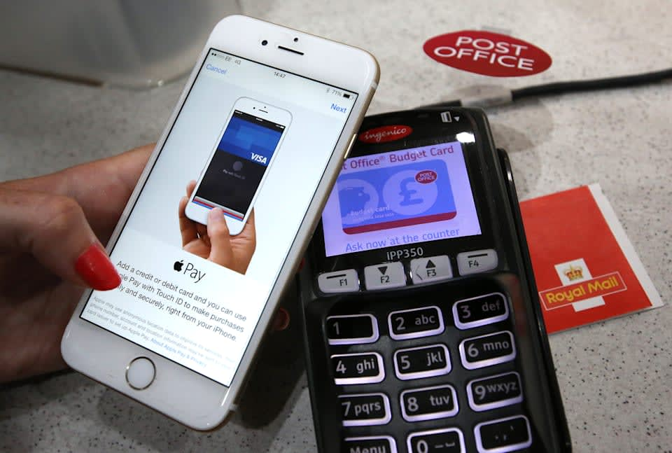 HSBC and First Direct now support Apple Pay in the UK