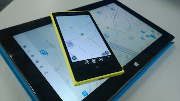 Nokia's Here Maps acquires an AI firm to build you a virtual