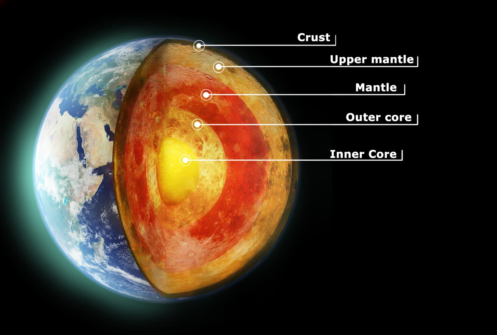 Scientists plan to drill into the Earth's mantle for the first time