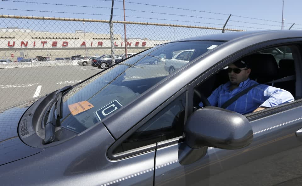 Uber Car Lease >> Uber Opens Car Leasing Program To Lure In More Drivers