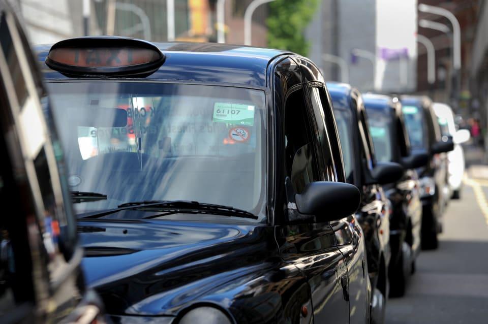 gettaxi driver app - gett uk