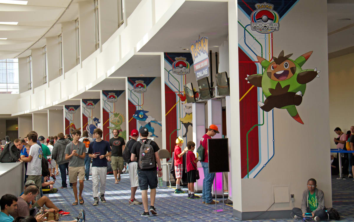 Pokémon players arrested after bringing guns to World Championships