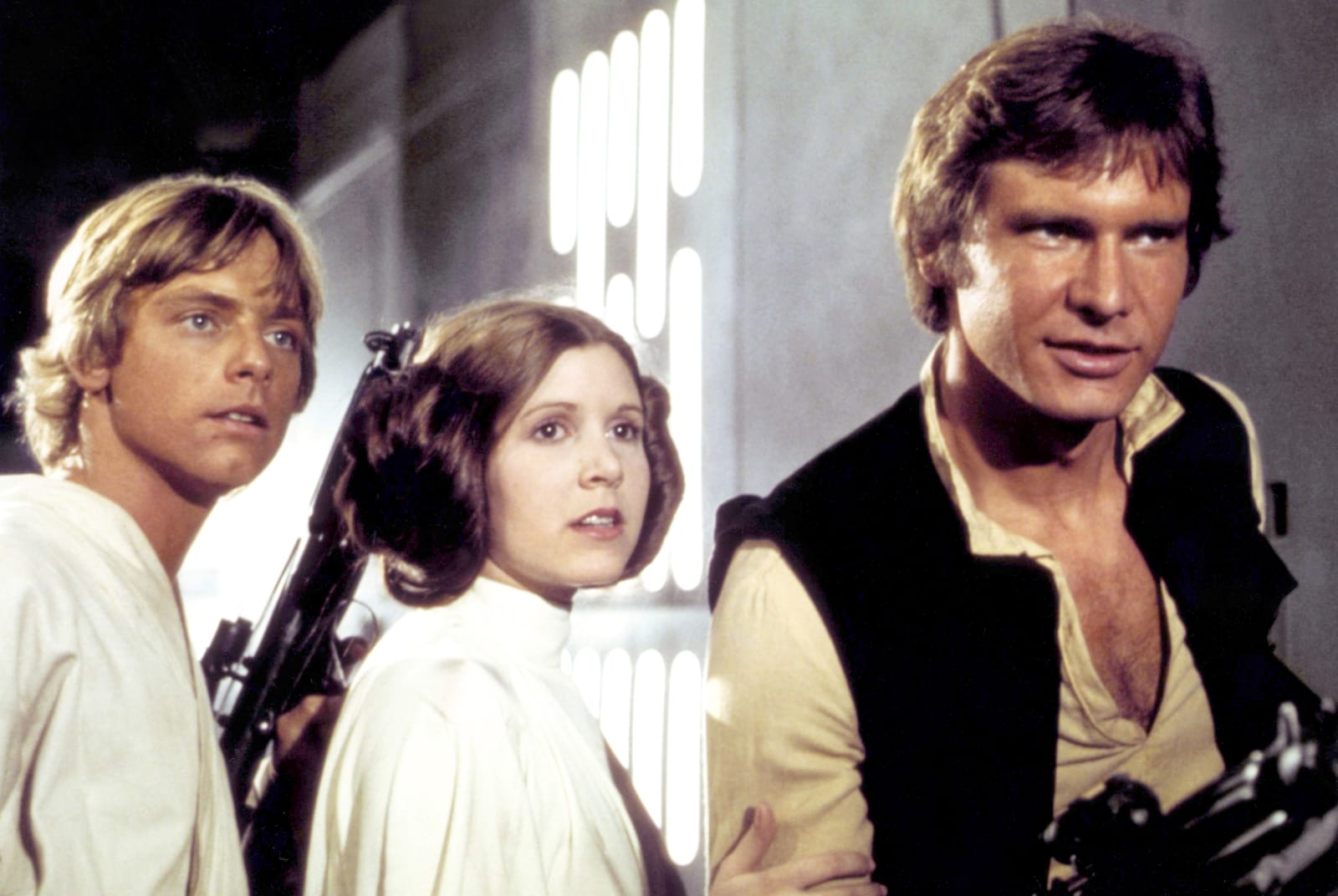 Lucasfilm says it has 'no plans' for a digital Carrie Fisher