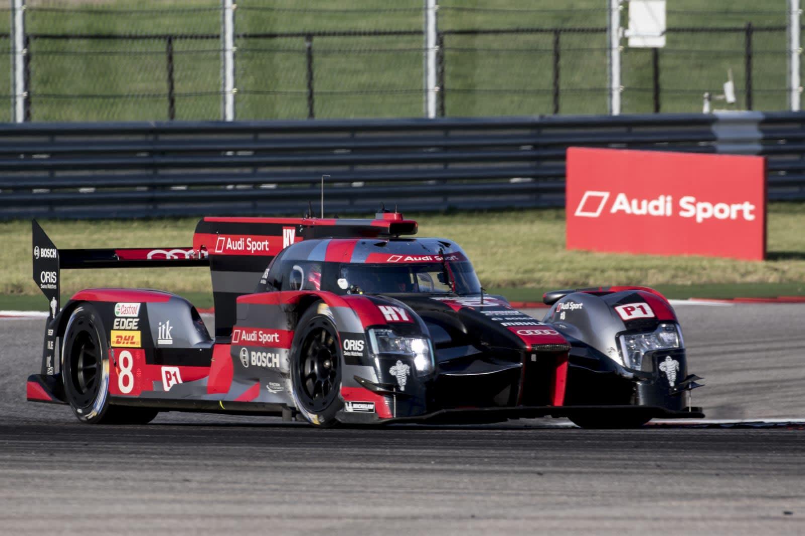 Audi drops Le Mans in favor of Formula E