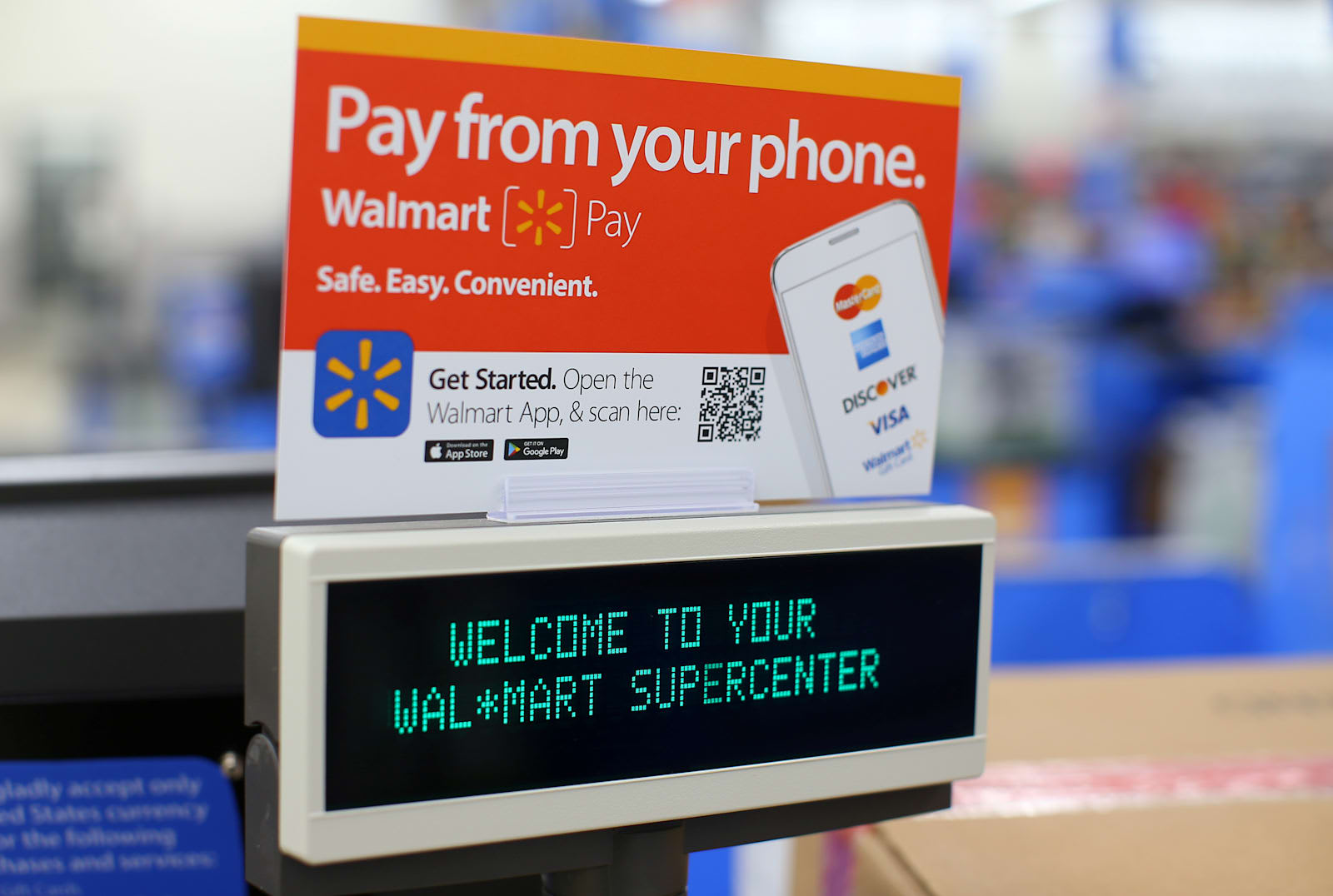 walmart pay will hook new users with instant access to its credit card. Black Bedroom Furniture Sets. Home Design Ideas