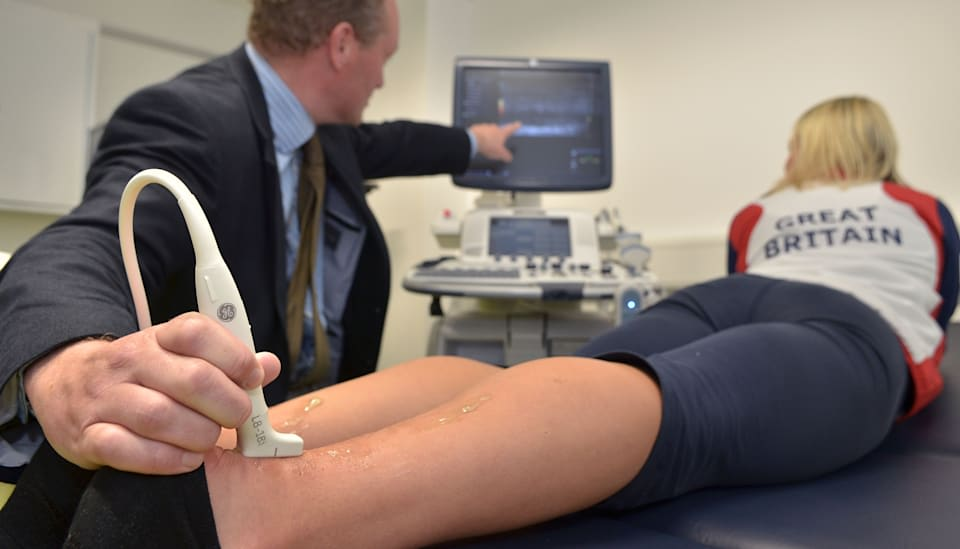 Ultrasound can help wounds heal faster