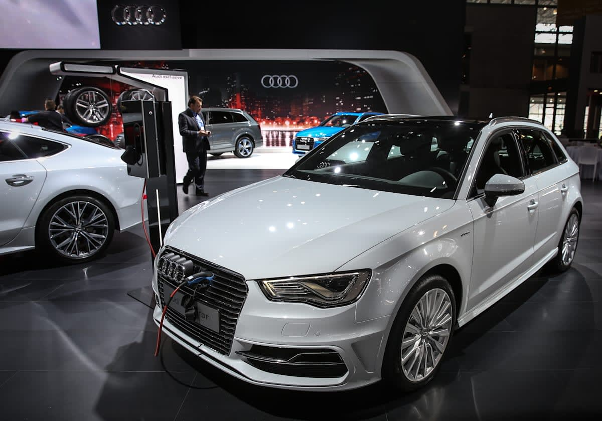 If You Live In The States And Have Been Itchin To Get Behind Wheel Of Audi S New Plug Hybrid Ll Soon Be Luck A3 E Tron Sportback
