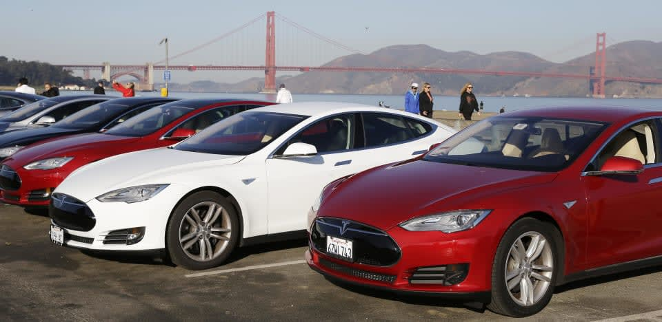 Don T Just Take It From Us Consumer Reports Rated The Tesla Model S Best Overall Car In Its 2017 Top Picks Report Which Includes